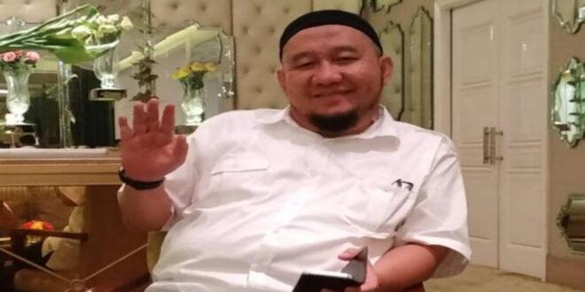H. Hanafi Gantikan Wahyu Lesmono Ketua DPD PAN Bandarlampung