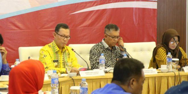 Sekdaprov Opitimis Lima Strategi Mampu Wujudkan Lampung Berjaya