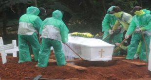 Pasien Covid-19 Dimakamkan di Negeri Sakti Gedong Tataan