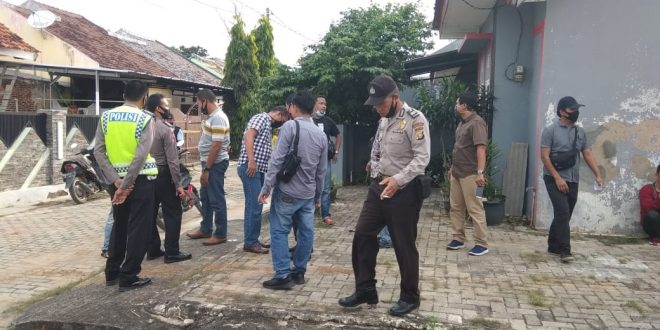 Rumah ASN di Perum Kedaton Asri Dilempar Bom Molotov