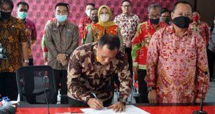 Kabupaten Lampung Selatan Kembali Raih WTP Empat Kali Berturut-Turut