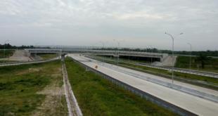 Tol Tran Sumatera Sepi  Kendaraan