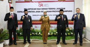 Wagub Ajak OJK Wujudkan Rakyat Lampung Berjaya
