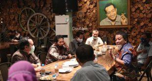 Gubernur Arinal Ramah Tamah dengan Dirjen Sarpras Pertanian Kementan