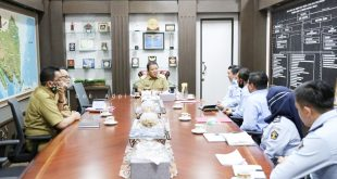 Gubernur Dukung Penerapan Program Easy Passport