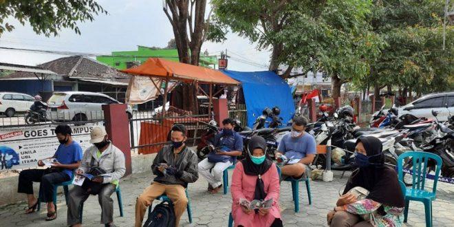 Jasa Raharja Lampung Edukasi Masyarakat Tertib Berlalu Lintas