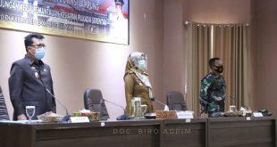 Pilkada Serentak 2020, Pemprov Lampung Tekankan Netralitas ASN dan Pentingnya Memperhatikan Protokol Kesehatan