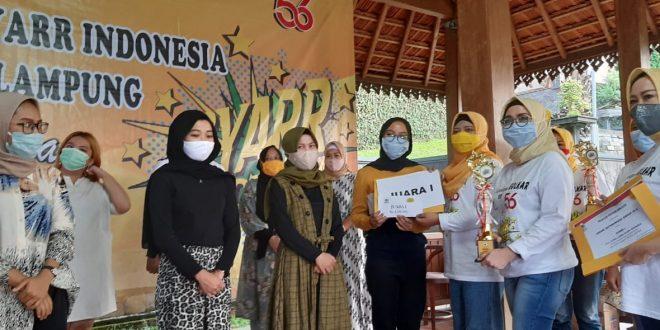Finalis Byarr Indonesia dari Lampung Siap Tampil di Tingkat Nasional
