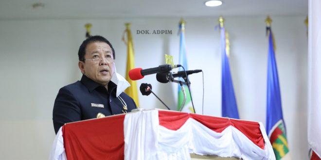 DPRD Lampung Setujui Rancangan APBD Perubahan