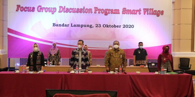 Pemprov Lampung Dorong Elemen di Pedesaan Berkolaborasi