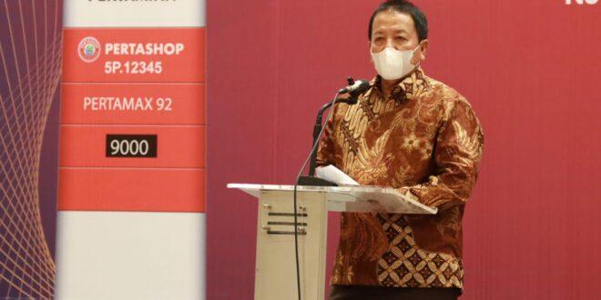 Tingkatkan Produktifitas Pertanian, Gubernur Arinal Siapkan 300 Outlet Pertashop