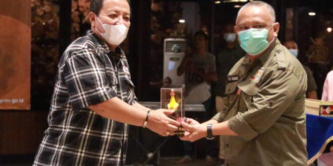 Terima Kunjungan Gubernur Gorontalo, Gubernur Arinal Promosikan Pariwisata Lampung