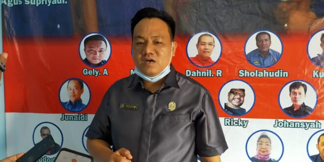 Komisi I DPRD Lamsel Meminta ASN Untuk Menjaga Netralitas Menjelang Pilkada 9 Desember