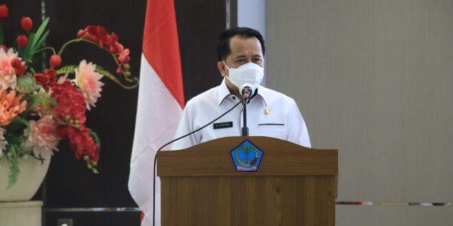 Pjs Gubernur Agus Fatoni: Saya Siap Laksanakan dan Kawal Instruksi Mendagri Nomor 6 Tahun 2020