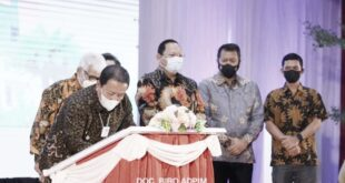 Gubernur Arinal Resmikan Rumah Sakit Budi Medika
