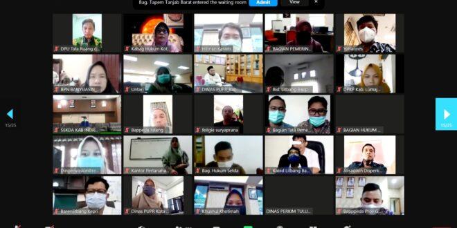 Badan Litbang Kemendagri Gelar Webinar, Cari Solusi Atasi Konflik Agraria di Infonesia