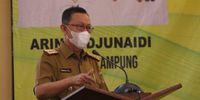 Pemprov Lampung Gelar Rakor, Bahas Pemanfaatan data kependudukan untuk implementasi Program Smart Village