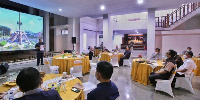 Gubernur Arinal dan PT. ASDP Bahas Percepatan Pengembangan Kawasan Terintegrasi Pariwisata Bakauheni