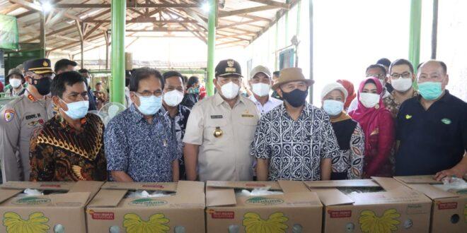 Gubernur Arinal Dampingi Kunjungan kerja 2 Menteri di Kabupaten Tanggamus