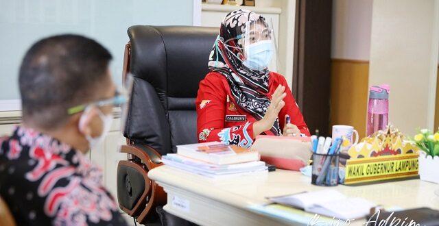 Optimalkan Pelayanan ke Masyarakat, Pemprov Lampung Dorong Peningkatan Kualitas SDM Pelayanan Publik