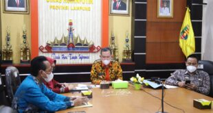 Pemprov Lampung Dorong UMKM Gunakan Sistem Pembayaran Digital QRIS