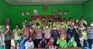 Dinas Perkebunan Provinsi Lampung Lakukan Pembinaan Petani Lada Di Lampung Timur