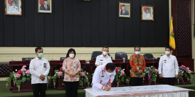 Wagub Nunik Buka Rakor Pengawasan Intern Keuangan dan Pembangunan Provinsi Lampung