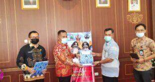 Lima PNS Meninggal Dunia, Ahli Waris Terima Santunan dari Bupati Lampung Selatan