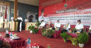 Desa Pasuruan Mewakil Kabupaten Lamsel Dalam Lomba Desa Tingkat Provinsi
