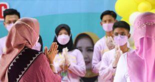 Riana Sari kukuhkan Forum Anak Daerah Provinsi Lampung Tahun 2021