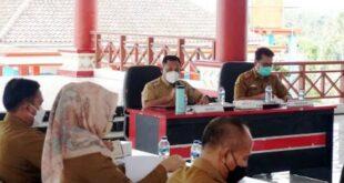 Lampung Selatan Zona Orange, Nanang: Jangan Lengah!