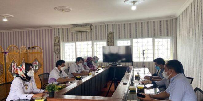 Dinas Peternakan & Kesehatan Hewan Provinsi Lampung gandeng BRI Kembangkan UMKM Sektor Peternakan