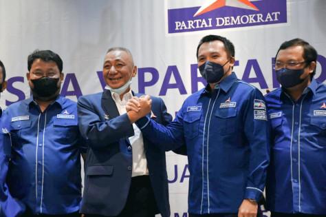 Musda Partai Demokrat, Edy Irawan Unggul Ridho Tetap Optimis